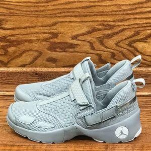 🎁 Jordan Trunner LX Wolf Grey White Shoes